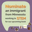 Green Card Voices accepting nominations for MN immigrants working in STEM