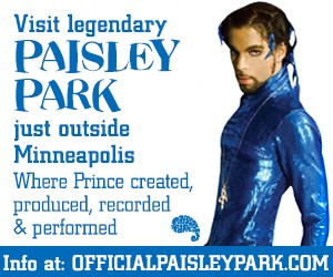 Enter to win a Paisley Park giveaway