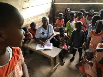 PPGJLI is leading a trip to Ghana this summer