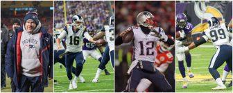 It's Patriots vs. Rams in Super Bowl LIII