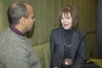 5 questions with Sen. Tina Smith