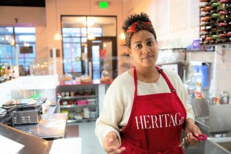 Small Business Spotlight: Heritage Tea House & Café