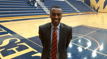 Intensity of college play a top challenge for Mac men's hoops