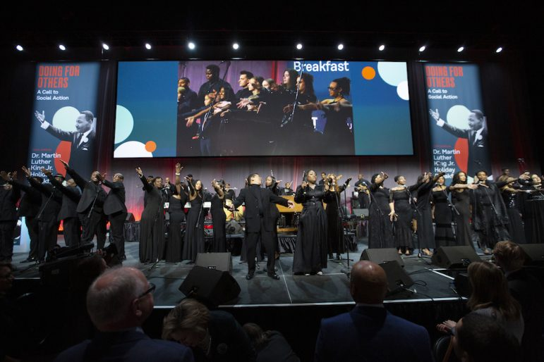 UNCF MLK Holiday Breakfast X Sounds Of Blackness