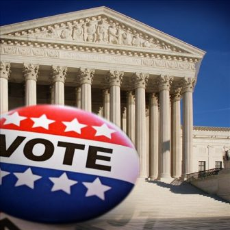 New voting laws can disrupt GOP's 'power grab'