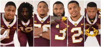 A salute to the U of M's 'elite six'