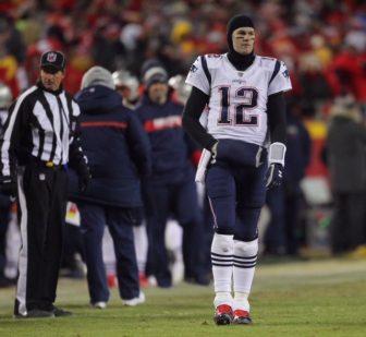 Patriots win again in defensive slugfest!