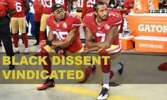 Colin Kaepernick triumphs over NFL collusion