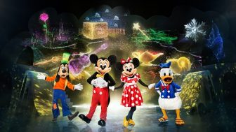 Disney on Ice: Mickey's Search Party @ Target Center