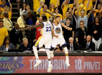 Here come the Warriors — again