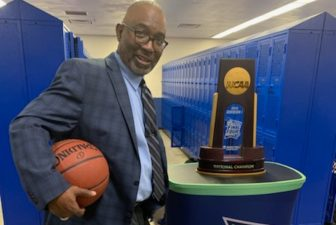 Mpls North Coach McKenzie helps diversify Final Four operations