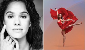 Ballerina Misty Copeland says her message is more important than her dance moves