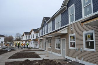 Families begin moving into first new public housing in Mpls since 2010