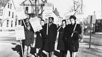 State's first teachers' union celebrates a century of education activism