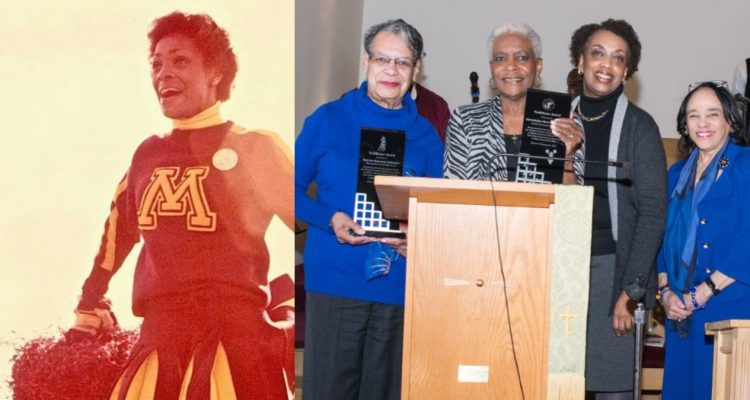 Three Minneapolis women who broke cheerleading color barriers