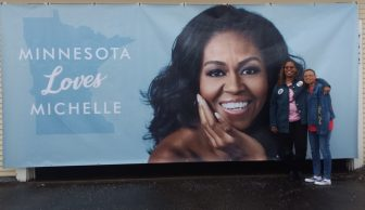 How acting a fool led to a shout out from Michelle Obama