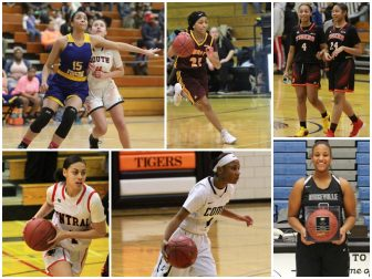 Girls' basketball at its best