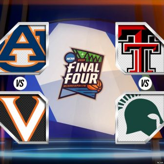 Welcome: Auburn, Virginia, Texas Tech and Michigan State!