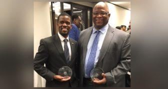 Longtime sports columnist Larry Fitzgerald receives NCAA Legacy Award