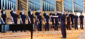 Minnesota Boychoir Spring Concert @ Ted Mann Concert Hall