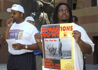 Reparations: 40 acres and an Obama?