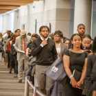 Career Fair targets professionals of color