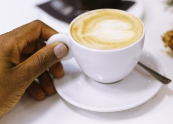 Building a more humane world, one cup of coffee at a time