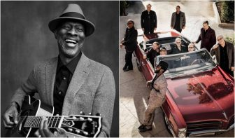 Robert Cray, Keb' Mo', Taj Mahal, Tower of Power to headline Music in the Zoo  series