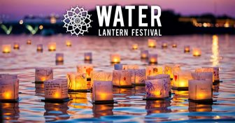 Twin Cities Water Lantern Festival @ Lake Phalen