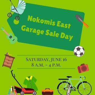 Nokomis East Annual Garage Sale @ Nokomis East Neighborhood Association