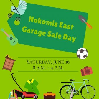 Nokomis East Annual Garage Sale @ Nokomis East Neighborhood Association