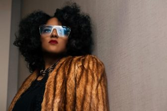 Marsha Ambrosius' Black hair magic