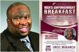 Hayden: Empowering Black men doing positive things