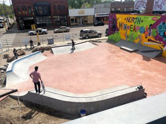 JXTAxCOS Skate-Able Art Plaza Grand Opening @ Juxtaposition Arts