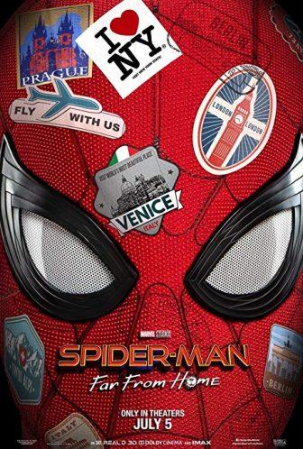 WIN Advance Tix To See 'Spiderman'