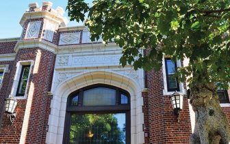 Hosmer Library reopens in August
