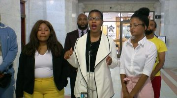 NAACP: Keep speaking out against police misconduct