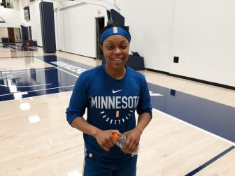 Things are looking up for Lynx guard Odyssey Sims