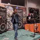 'Shut up and Rap' event tonight