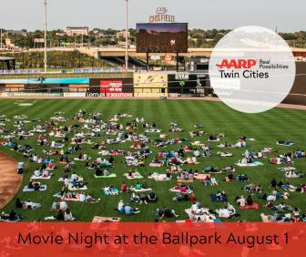 Movie Night at the Ballpark @ CHS Field