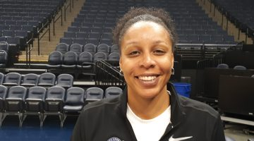 Coaching lets retired Lynx player give back to game she loves