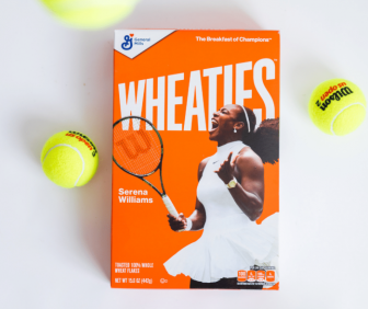 Serena Williams gets first Wheaties box cover, hopes to inspire next generation