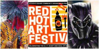 WEEKEND TOP 5   July 12-14: art, beauty fests & more!