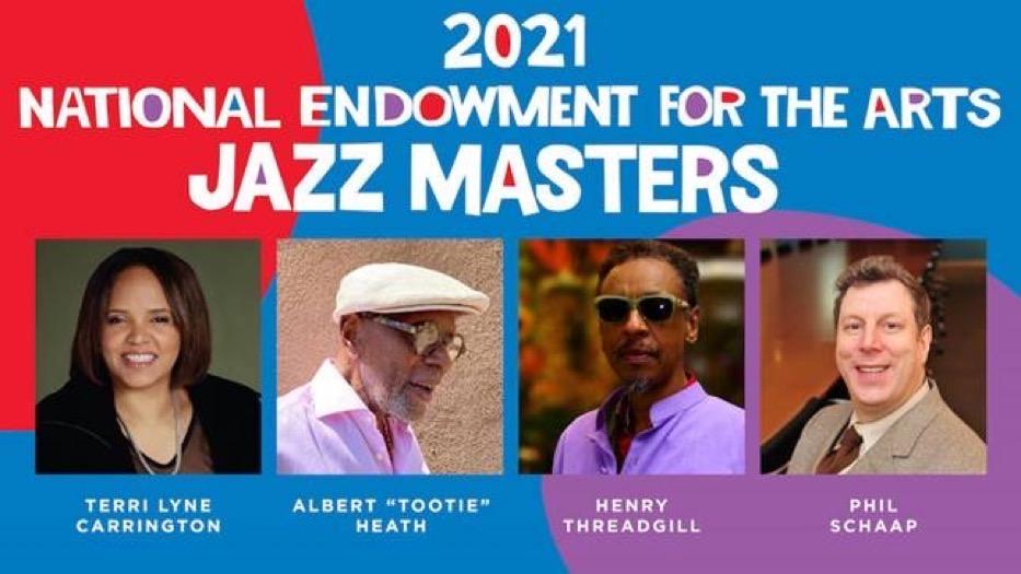 2021 'Jazz Masters' unveiled